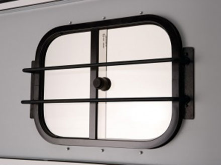 Window Protection Bars