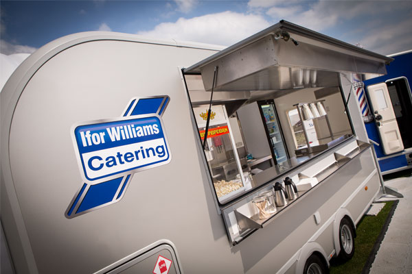 Ifor Williams Business Inabox