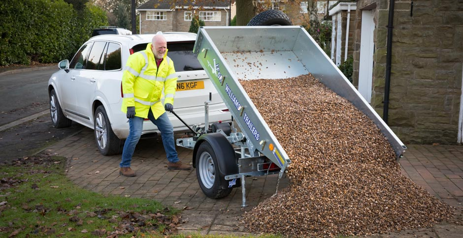 Ifor Williams Lightweight Tipper
