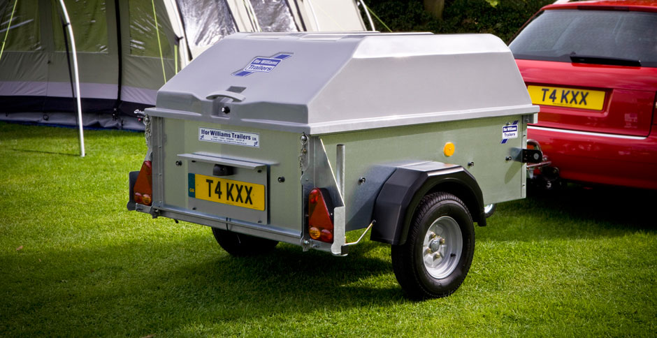 Ifor Williams P5e